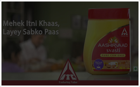 Aashirvaad Svasti tvc hindi